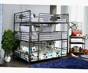 Triple Decker Bunk Beds for Sale in Littleton,  CO