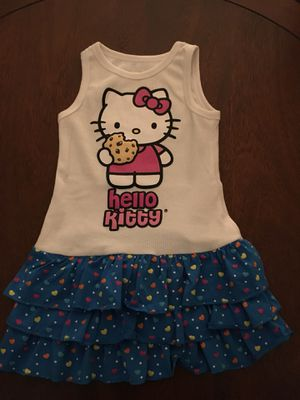 New hello kitty tutu dress for Sale in Fresno, CA