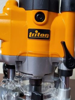 Triton Plunge Router for Sale in Sloan,  NV