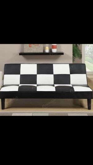New checkered futon for Sale in Riverside, CA