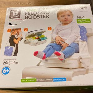 Feed & Go Booster for Sale in Newark, CA