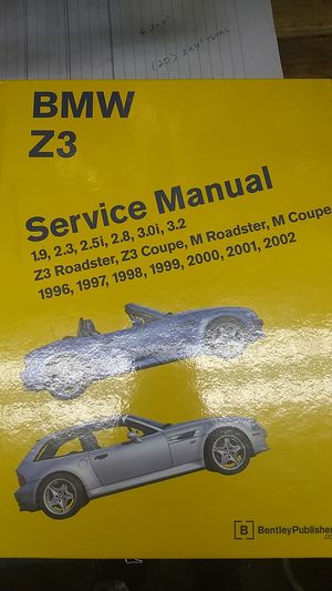 Bentley service manual for Sale in Parma, OH