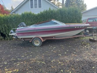 1989 16' maxum ski boat for Sale in Portland,  OR