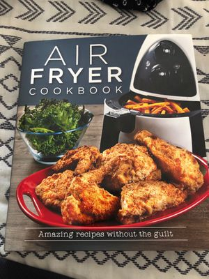 Air Fryer Cookbook for Sale in Middletown, CT