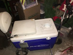 Sweet Budweiser Scooter Cooler for Sale in Trumbull, CT