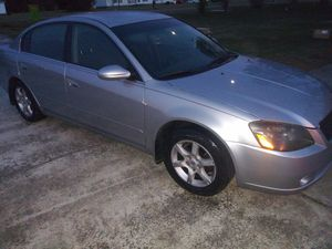 2006 Nissan Altima 2.5s for Sale in Gaston, NC