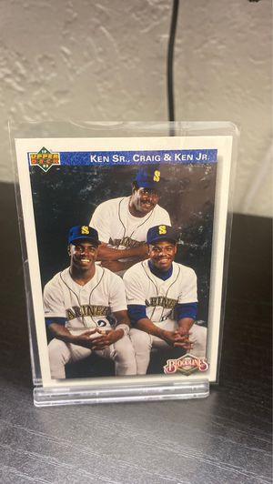 MLB card for Sale in Carson, CA