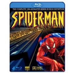 Spider-Man 1994 Animated Series Blu-Ray Collection for Sale in Boston, MA