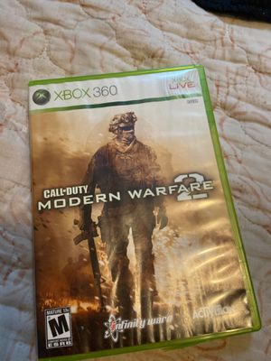 CALL OF DUTY MODERN WARFARE 2 ( For Xbox) for Sale in Chicago, IL