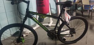Mountain bike MONGOOSE EXCURSION NEW BIKE YEAR 2019.$200 for Sale in Cypress, CA