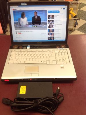 "Toshiba 17"" laptop windows 8 ... price is firm / not negotiable for Sale in Columbus, OH"