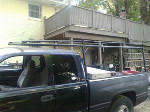 Heavy duty ladder rack for Sale in Avondale Estates, GA