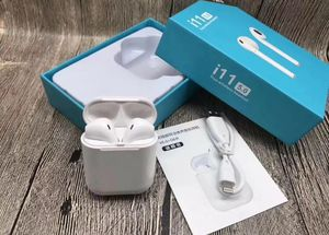 i11 TWS BT 5.0 Wireless Earbuds Touch Control Earphones for iPhone Samsung Smart phone with True 3D Stereo Binaural Calling for Sale in St. Petersburg, FL