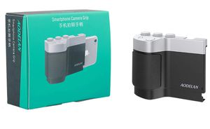 Smartphone Camera Grip, Shutter, Zoom, Exposure/ISO Adjustment Compatible for iPhone 4s, 5, 5s, 5c, 6, 6s, 7, 8, Intelligent APP Controls for Sale in San Francisco, CA