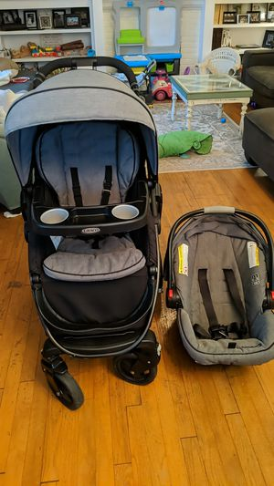 Graco Modes - Downtown Stroller and Car Seat for Sale in Eugene, OR