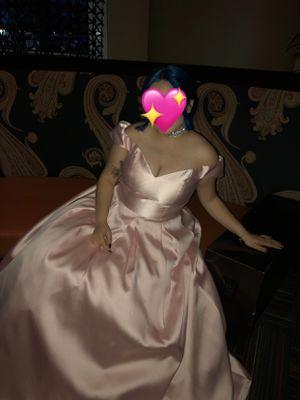 Ballgown prom dress for Sale in Springfield, VA