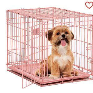 Pink dog crate for Sale in La Habra Heights, CA