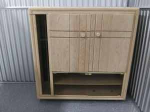 Convert this nice piece into an armoire with shelves added for Sale in Pinellas Park, FL