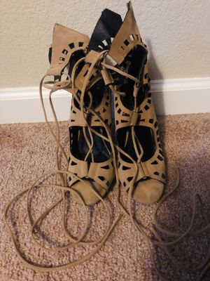 Tan High Heels for Sale in Maumelle, AR