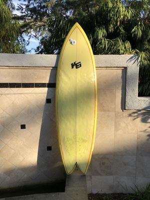 KG Fish Surfboard for Sale in Del Mar, CA