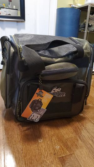 Large Fishing Tackle bag for Sale in Waltham, MA