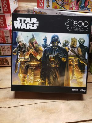 Star Wars 500pc Buffalo Games Puzzle NEW for Sale in Indianapolis, IN
