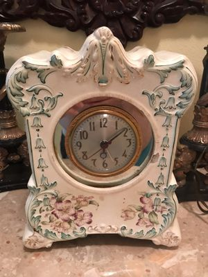 antique electric flower clock for Sale in Carlsbad, CA
