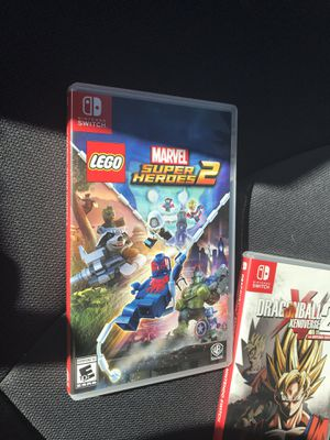 Marvel Super Hero's 2 Nintendo Switch Game for Sale in Hayward, CA