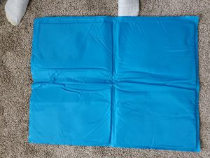 Pupsicle cooling dog pad for crate or bed. Never used. For large dog. Asking $5. for Sale in Spanaway, WA
