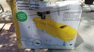 Rain Train tractor sprinkler for Sale in Porterville, CA