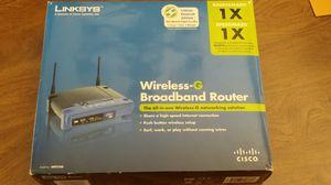 Linksys wireless router for Sale in Phoenix, AZ
