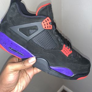 "Jordan 4 ""Raptor"" for Sale in Oklahoma City, OK"