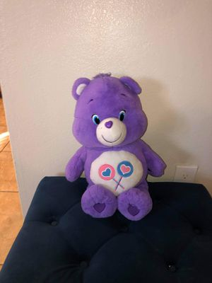 Care bear plushie for Sale in Phoenix, AZ