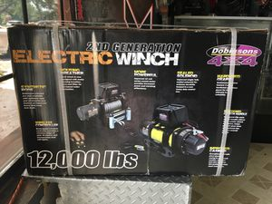 2nd gen electric winch for Sale in Plantation, FL
