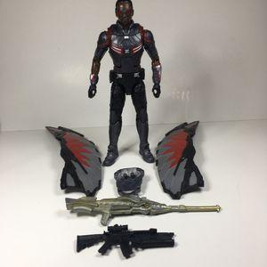 Marvel legends infinity war falcon for Sale in Sacramento, CA
