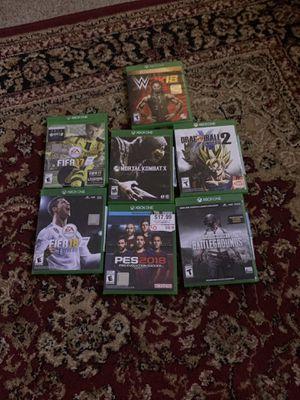 Xbox one 500gb for Sale in Manassas, VA