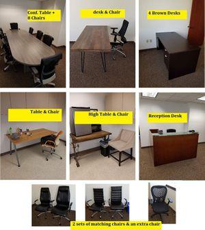 Office furniture for Sale in Phoenix, AZ