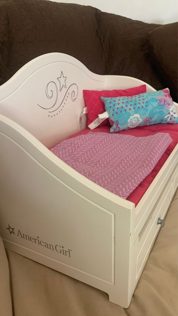 Doll bed, American girl