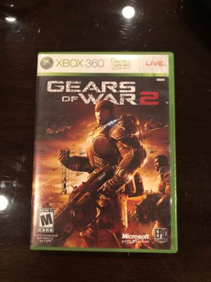 Gears of war 2 Xbox 360 game for Sale in Dallas, TX