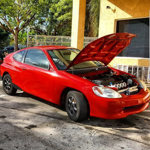 2001 Honda Insight 5spd shell with K series mounts for Sale in Miami, FL