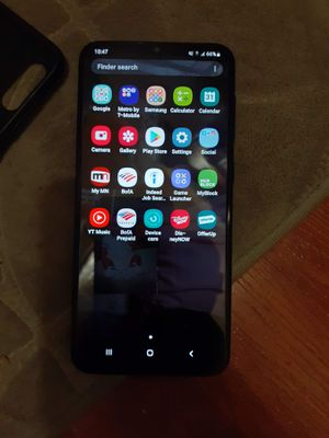 Samsung Galaxy a20 for Sale in Los Angeles, CA