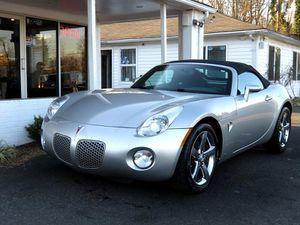 2009 Pontiac Solstice for Sale in Fairfax, VA