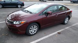 2012 Honda Civic Lx for Sale in Pittsburgh, PA