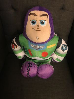 TOY STORY 4 - BUZZLIGHTER BIG PLUSHY/ NEW for Sale in Ontario, CA