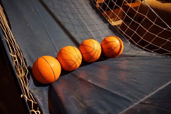 Indoor Basketball Hoop