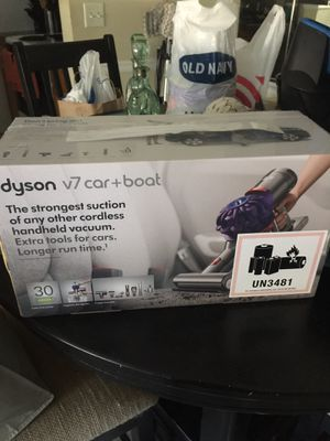 Dyson V7 handheld cordless Vacuum for Sale in Bradenton, FL