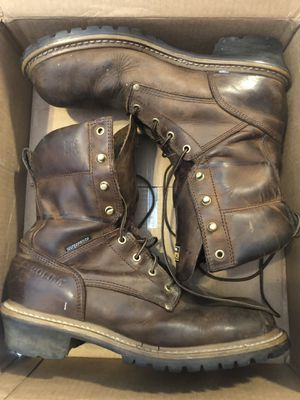 Carolina work boots size 12 for Sale in Saint Charles, MO