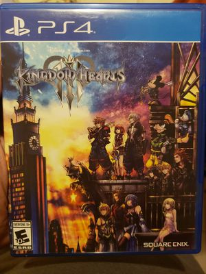 Kingdom hearts 3 for Sale in Homestead, FL