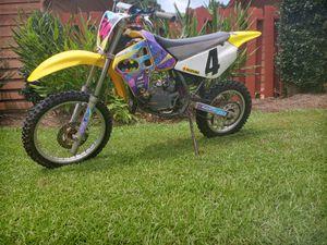 2-Stroke Suzuki RM85 for Sale in Fayetteville, GA