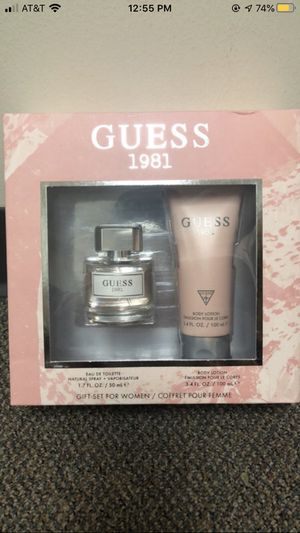 Guess Perfume for Sale in Tulare, CA